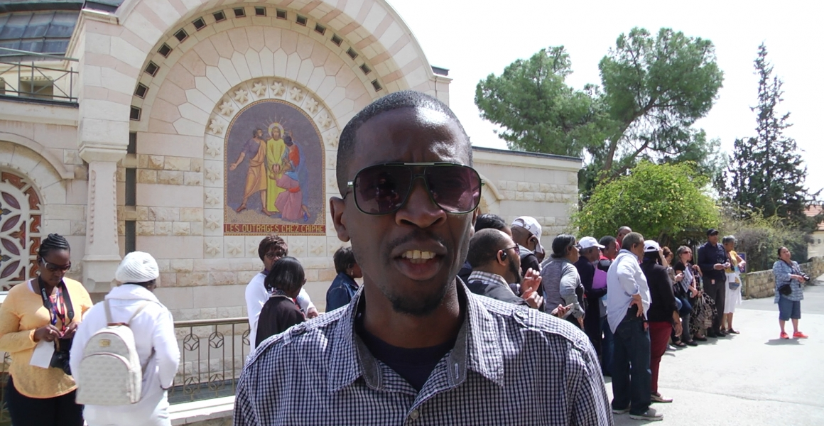 Pastor Kelvin Belfon