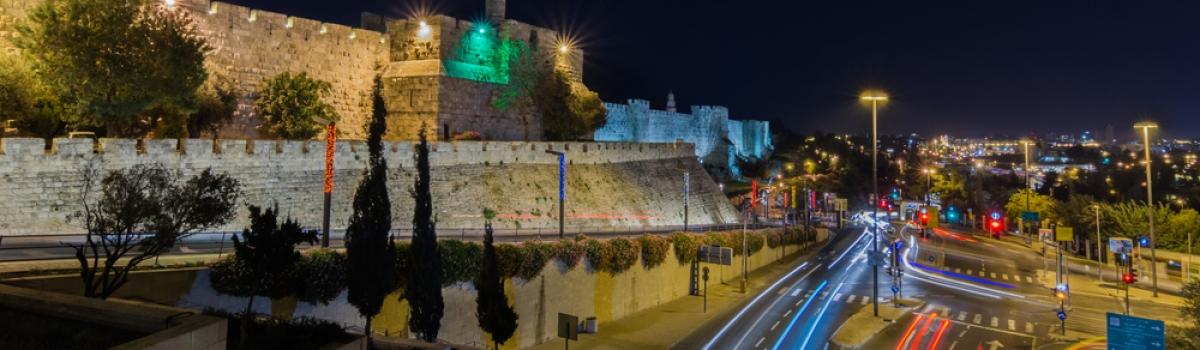 Jerusalem: The Evolution of the Eternal City – An Interview with Mayor Nir Barkat